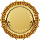 Gold_Seal_with_Ribbon_PNG_Clipart_Image